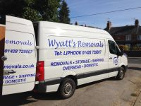 Alton Removals home and offices